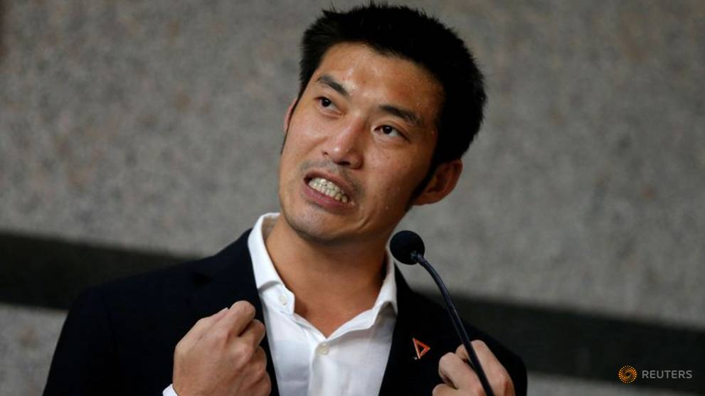Thailand's opposition frontman to lead anti-military rally