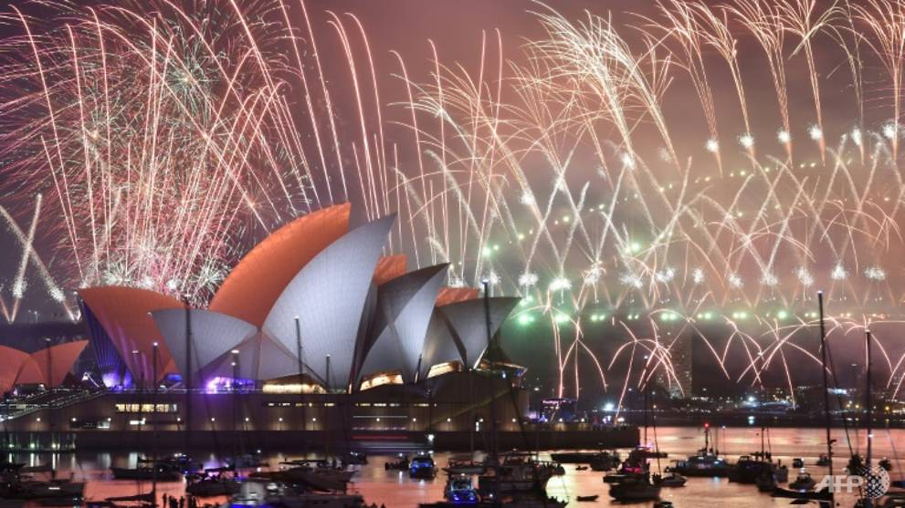 Sydney New Year fireworks to go ahead despite protest petition - CNA