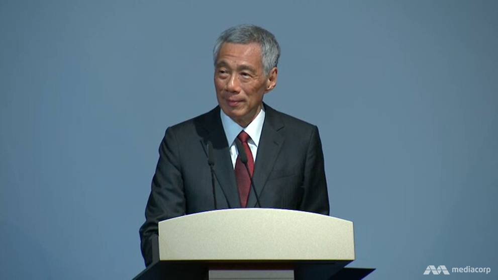 Public service leadership has to be more 'permeable', says PM Lee