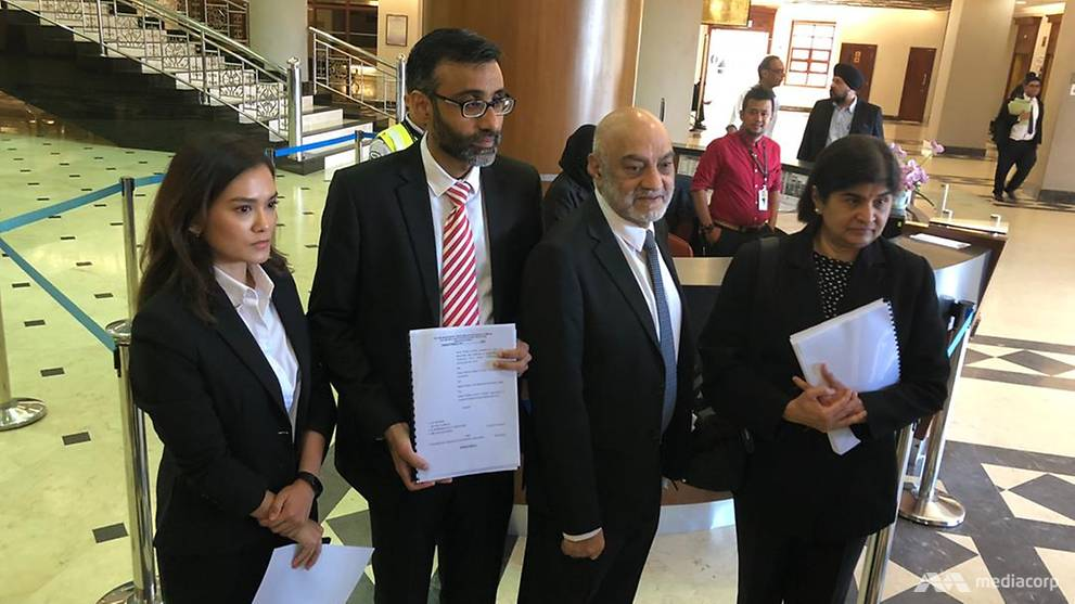 Malaysian rights group Lawyers for Liberty files motion in KL High Court against Shanmugam over correction direction