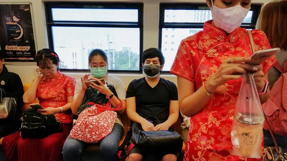 Thailand confirms fifth case of Wuhan virus