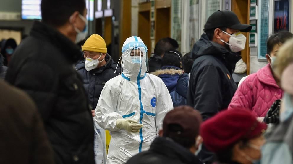 Doctor dies from Wuhan virus at Hubei hospital