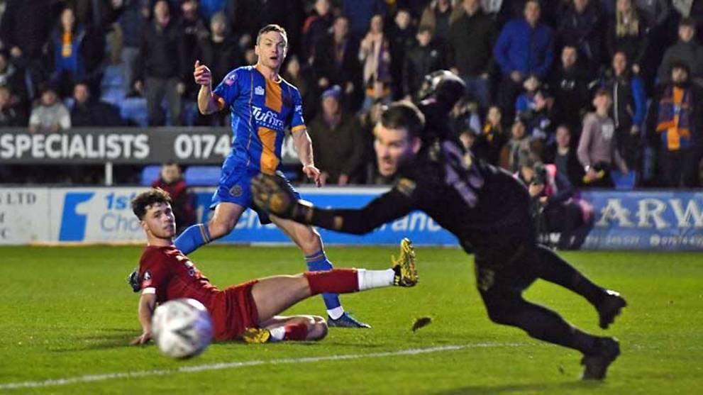 Football: Liverpool held at Shrewsbury as Man Utd, Man City cruise in FA Cup