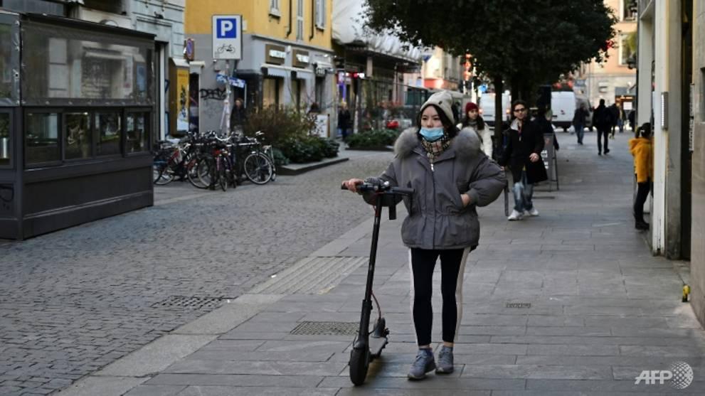 Chinese communities in Italy warn of 'racism' over Wuhan coronavirus
