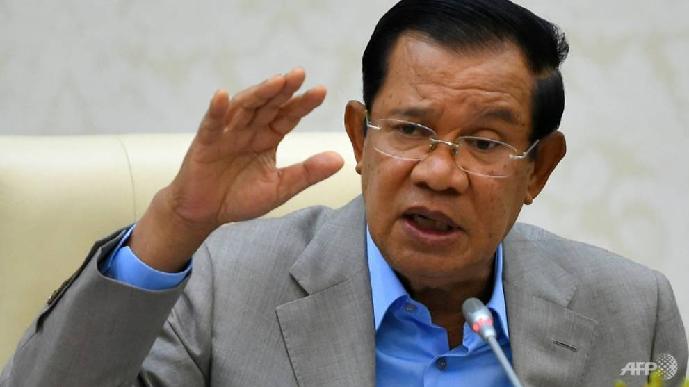 China declines Cambodia PM's request to visit virus epicentre