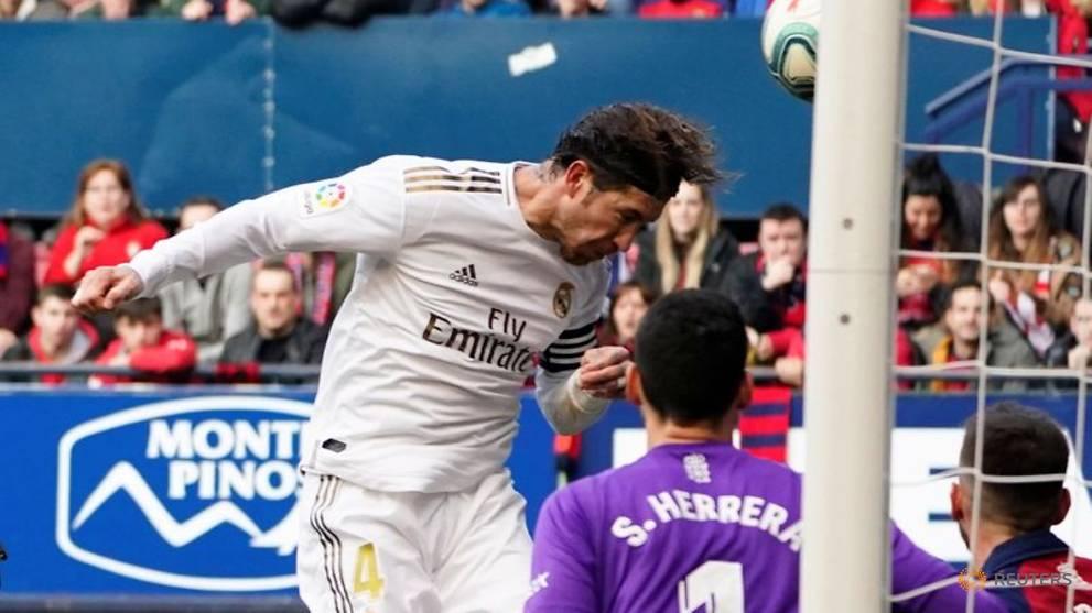 Ruthless Real Down Osasuna For Fifth Straight La Liga Win Cna
