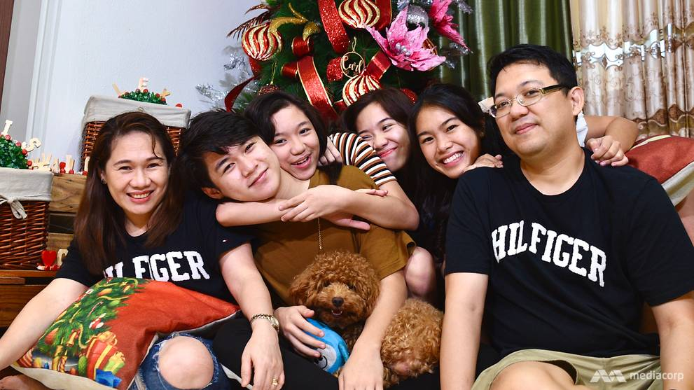 Becoming Singaporean: In the shoes of a Filipino migrant family