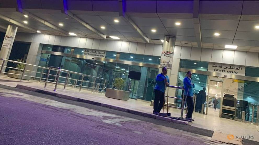COVID-19: 224 Singapore residents evacuated from Egypt on special repatriation flight