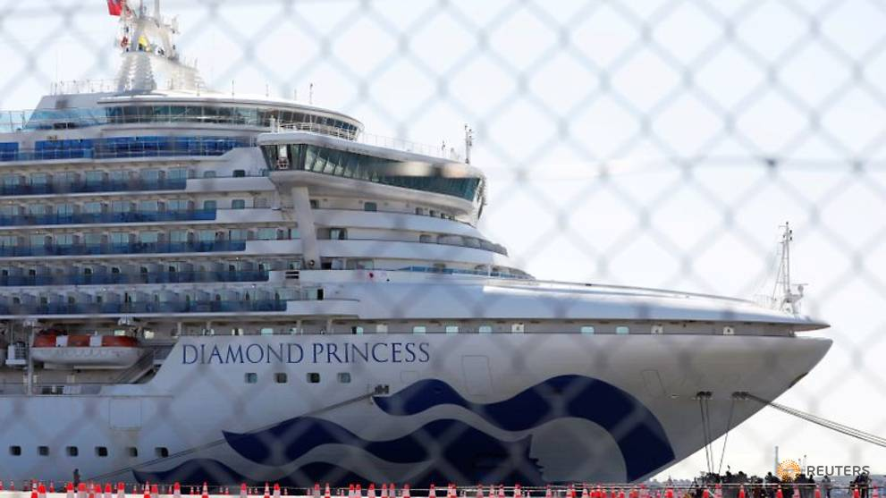 British man on Diamond Princess cruise ship dies after COVID-19 infection