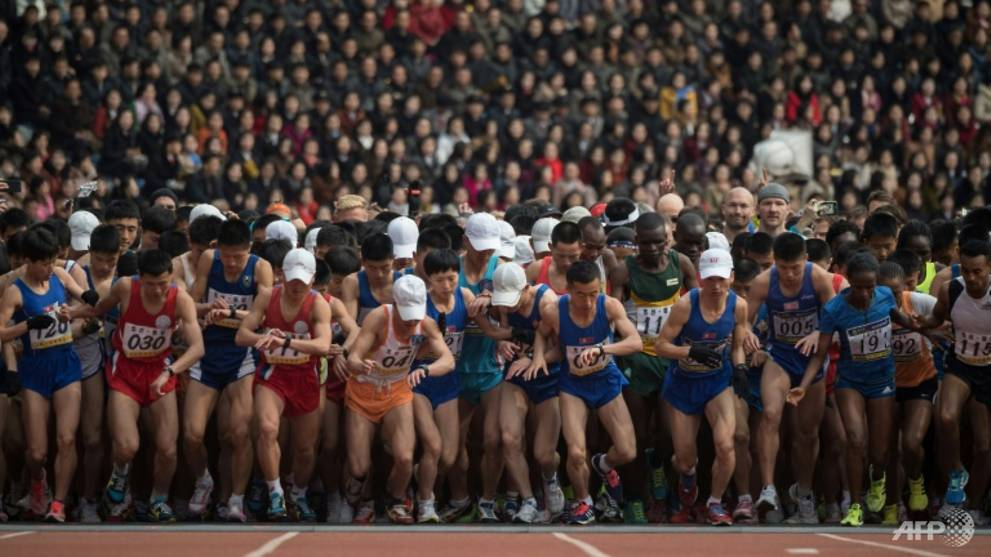 North Korea cancels marathon over virus: Travel firm
