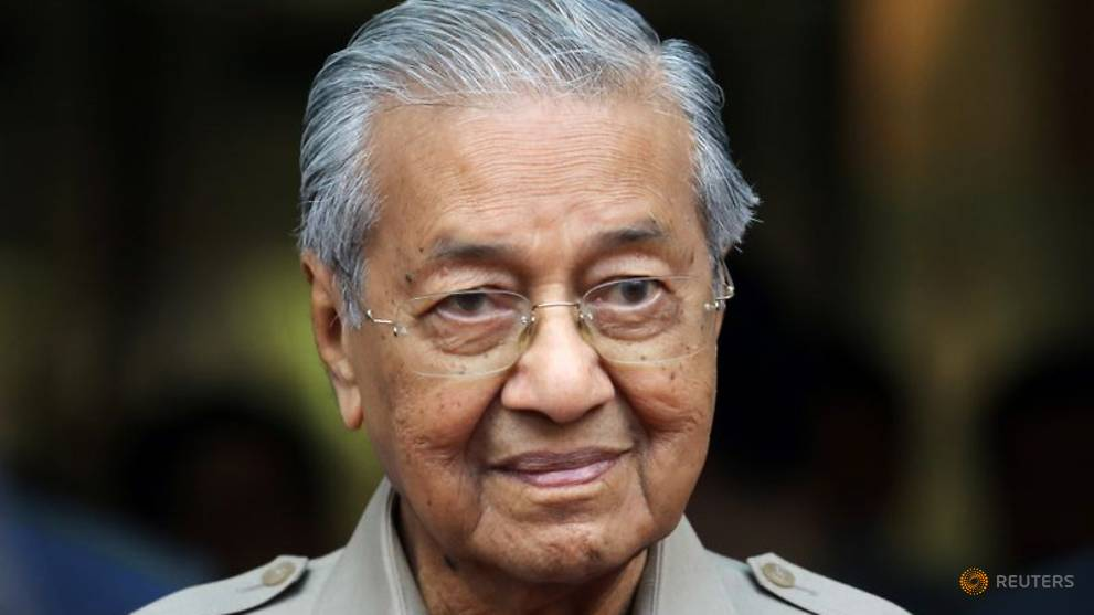 Speaker rejects bid for motion of confidence in former Malaysia PM Mahathir