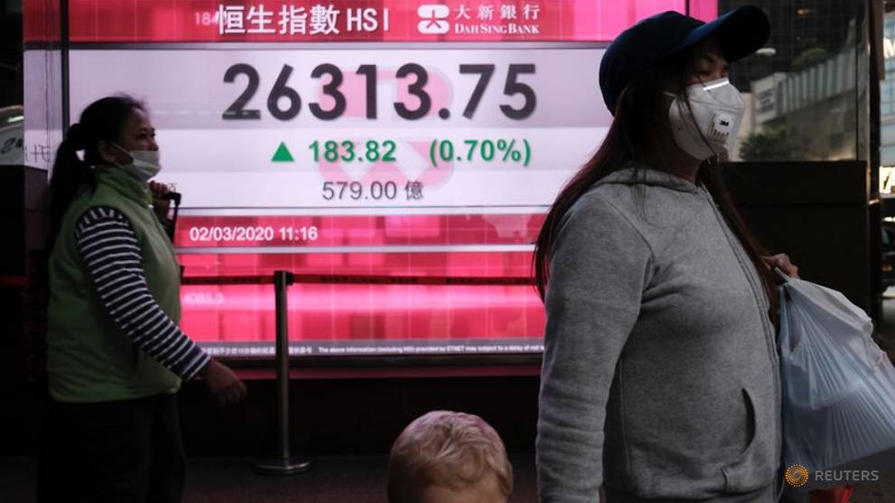 Asian markets mostly up on vaccine, stimulus hopes