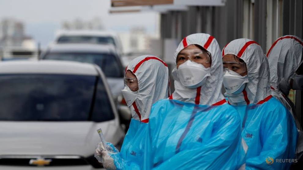 South Korea adds 142 more COVID-19 cases