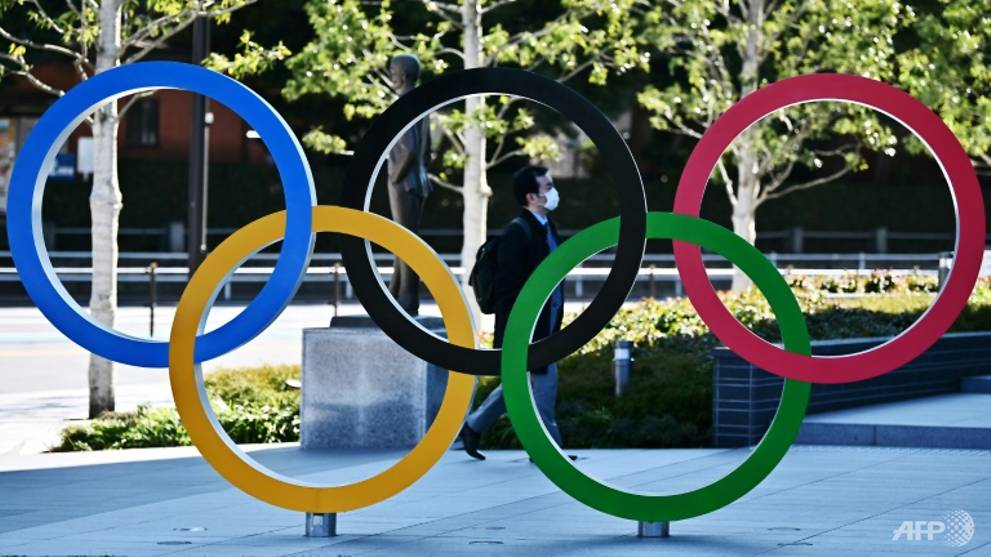 Japan says COVID-19 may force Olympic torch relay changes