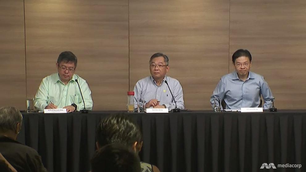 Temperature screening 'important' but not 'foolproof' in detecting COVID-19: Gan Kim Yong