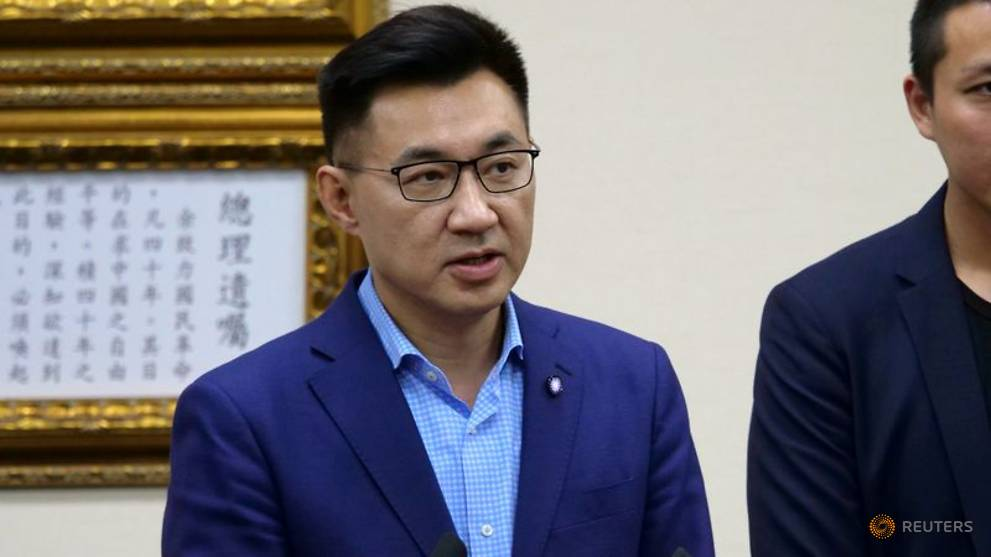 Taiwan opposition chooses rising star as new leader after election rout