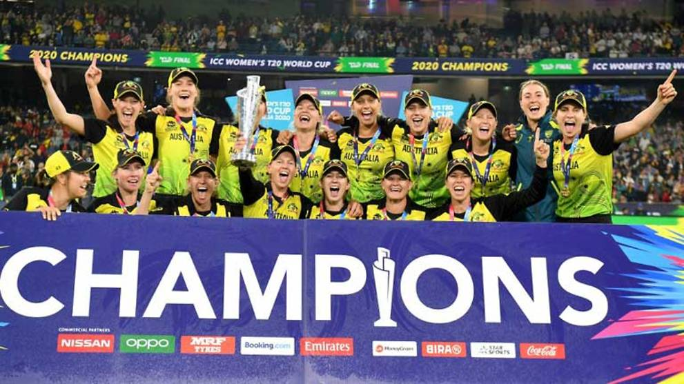 Cricket: Dominant Australia crush India to win fifth T20 World Cup