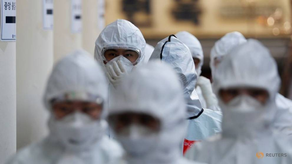 South Korea reports 69 new coronavirus cases, total 7,382