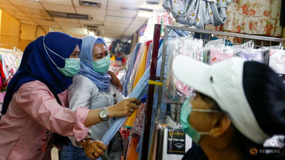 Indonesia confirms 13 more people infected with coronavirus, total 19