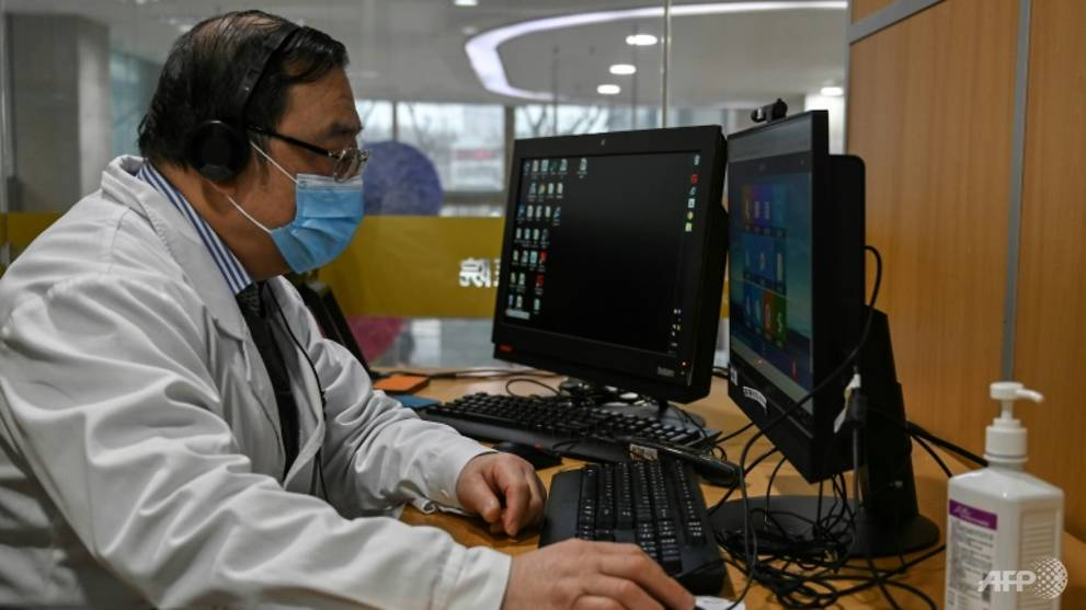 An app a day: China embraces tele-medicine to keep the doctor away