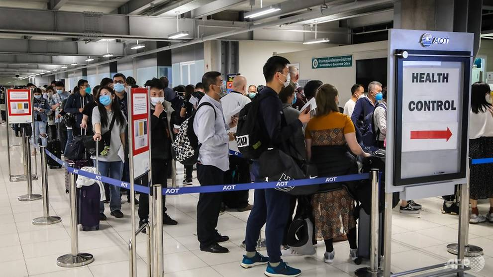 COVID-19 outbreak: Travellers from 4 countries must show medical certificate before boarding flights to Thailand