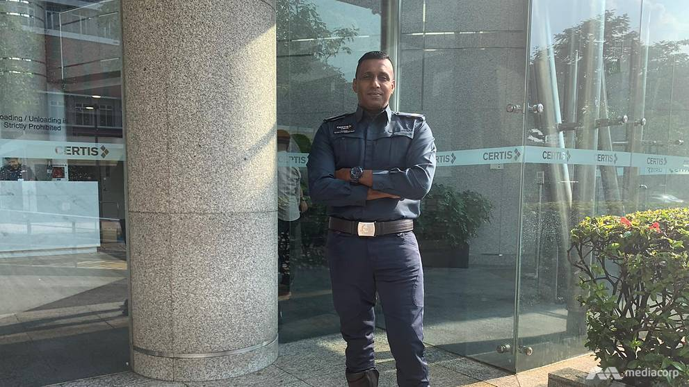 17 years after SARS, this quarantine order agent is back on the frontline battling COVID-19