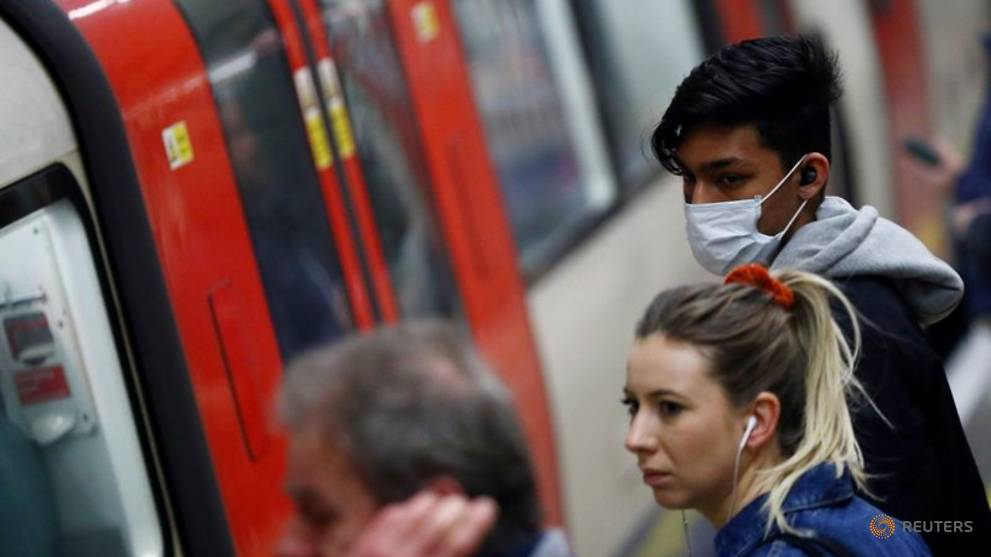 London stations close as UK tries to halt virus spread