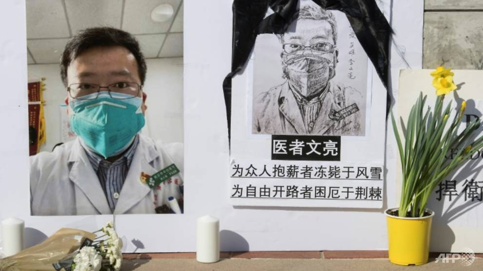 COVID-19 whistleblower doctor punished 'inappropriately': Chinese probe
