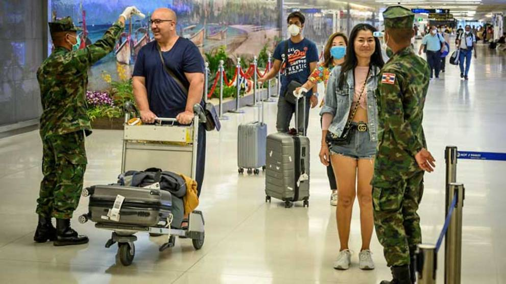Thailand to require all travellers to obtain health certificate for entry