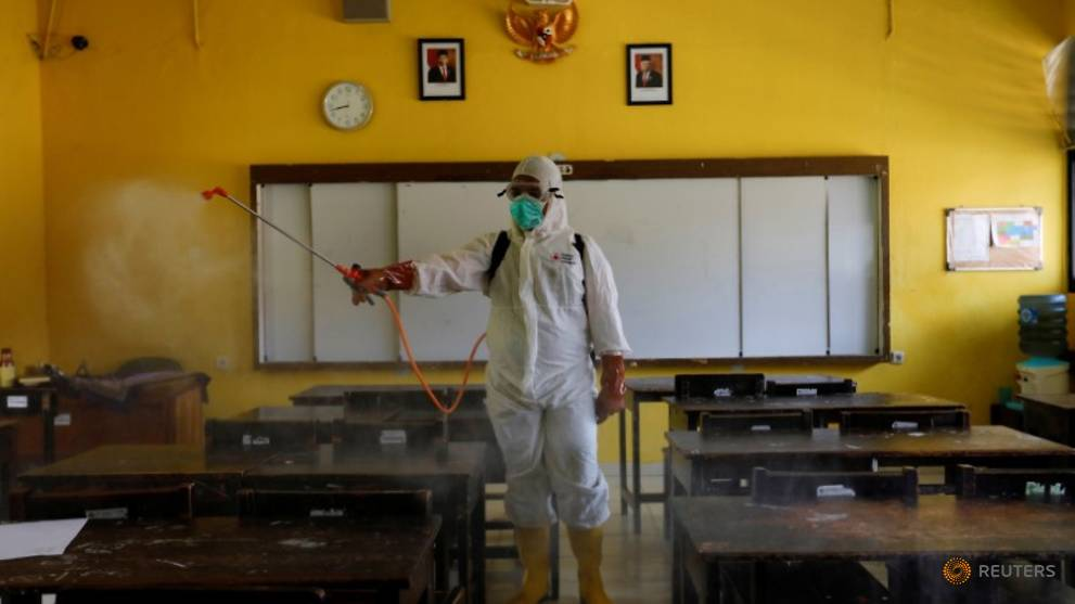 Indonesia cancels national exams, affecting more than 8 million students