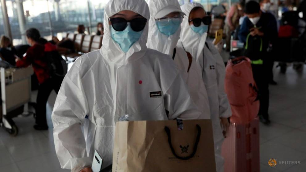 Thailand reports 109 new coronavirus cases and one death