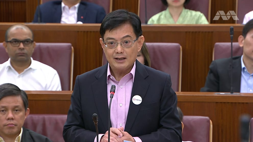 Highlights: Heng Swee Keat announces third round of COVID-19 support measures in new 'Solidarity Budget'