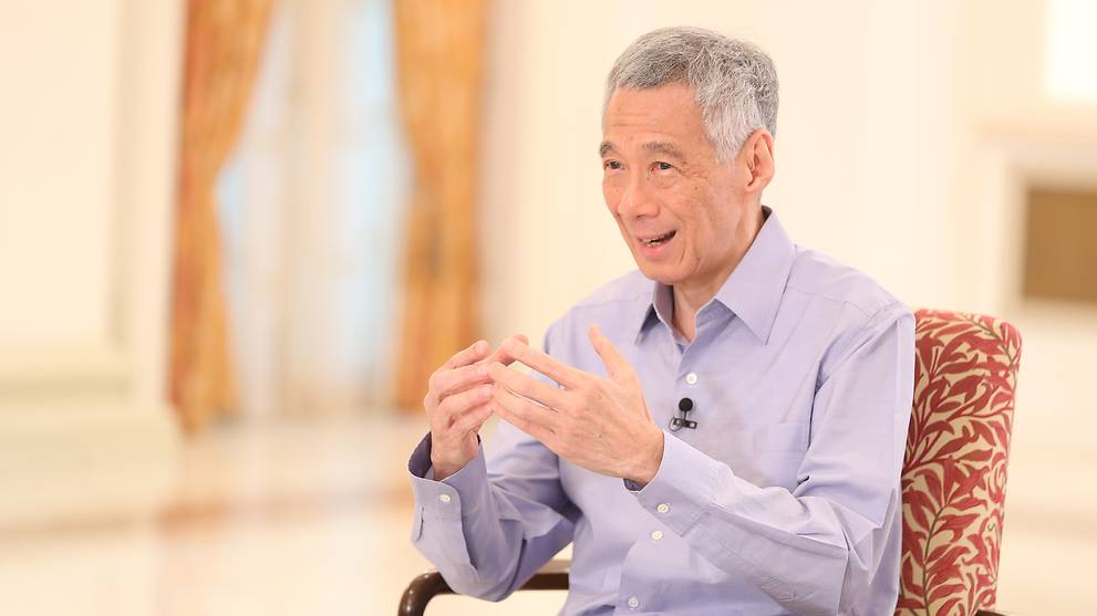 Government doing all that it can to stabilise economy, save jobs and businesses amid COVID-19: PM Lee