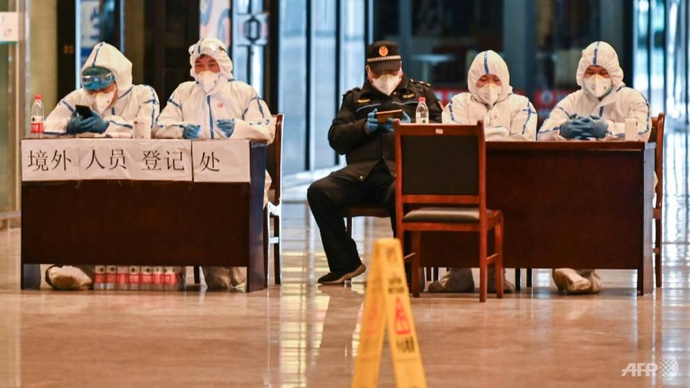 China's COVID-19 epicentre Wuhan pivots to stem imported cases