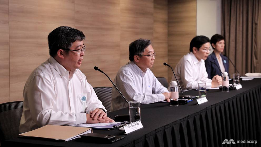 COVID-19: Rise in Singapore's locally transmitted and unlinked cases, Health Minister stresses importance of safe distancing