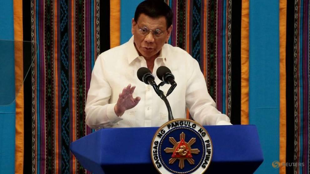 'Shoot them dead': Philippine President Duterte warns COVID-19 lockdown violators