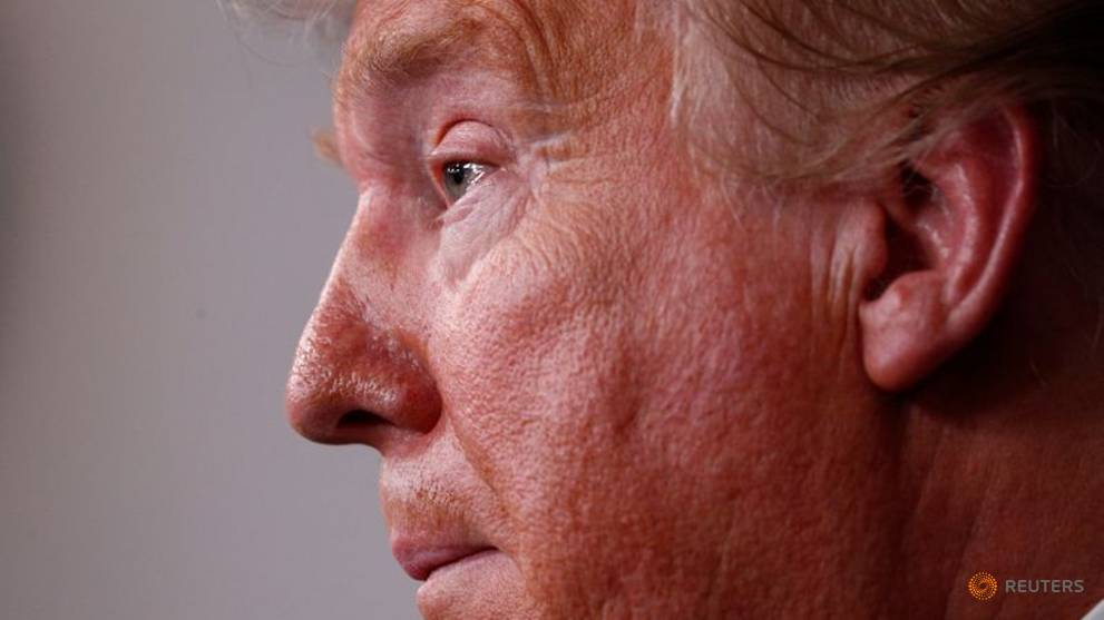 Trump negative for coronavirus again, orders military to New York