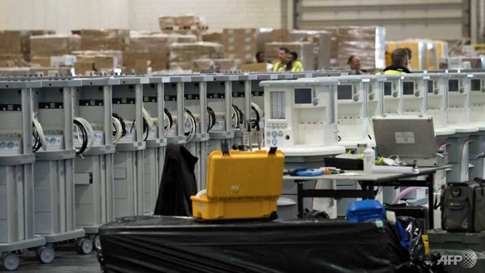 Trump invokes Defence Production Act for ventilator manufacturing