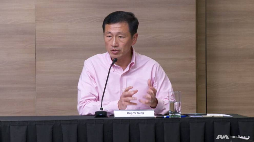 'Right time' to close schools now, says Education Minister Ong Ye Kung
