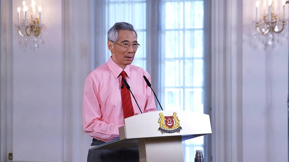 COVID-19: Singapore makes 'decisive move' to close most workplaces and impose full home-based learning for schools, says PM Lee