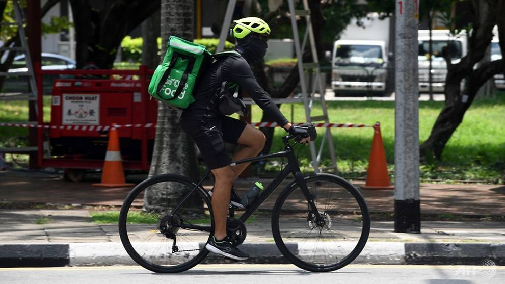 F&B businesses to receive support for food delivery orders with new Enterprise Singapore booster package