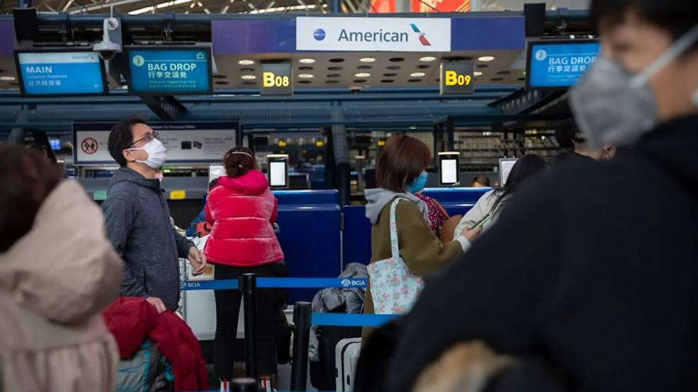 430,000 people have travelled from China to US since coronavirus surfaced