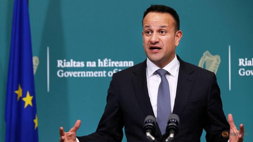 Ireland's PM returns to medical practice to help in coronavirus crisis
