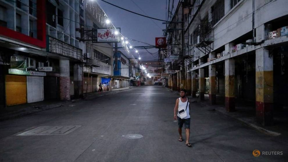 Philippines extends COVID-19 lockdown, home quarantine to end-April