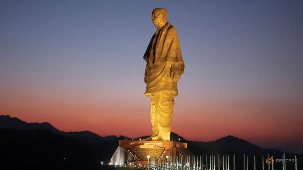 Scammers try selling world's tallest statue as COVID-19 pandemic boosts India's cyber crime