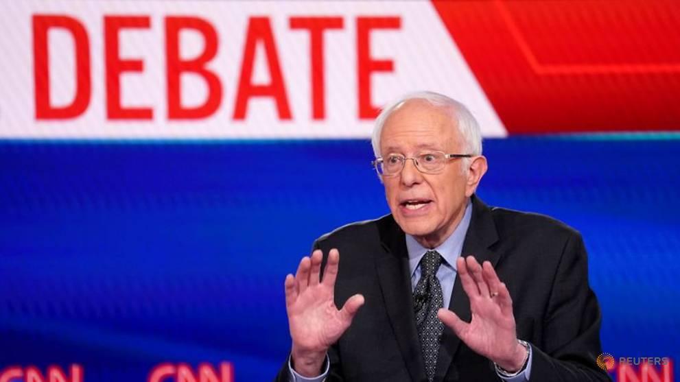 Bernie Sanders suspends 2020 Democratic campaign