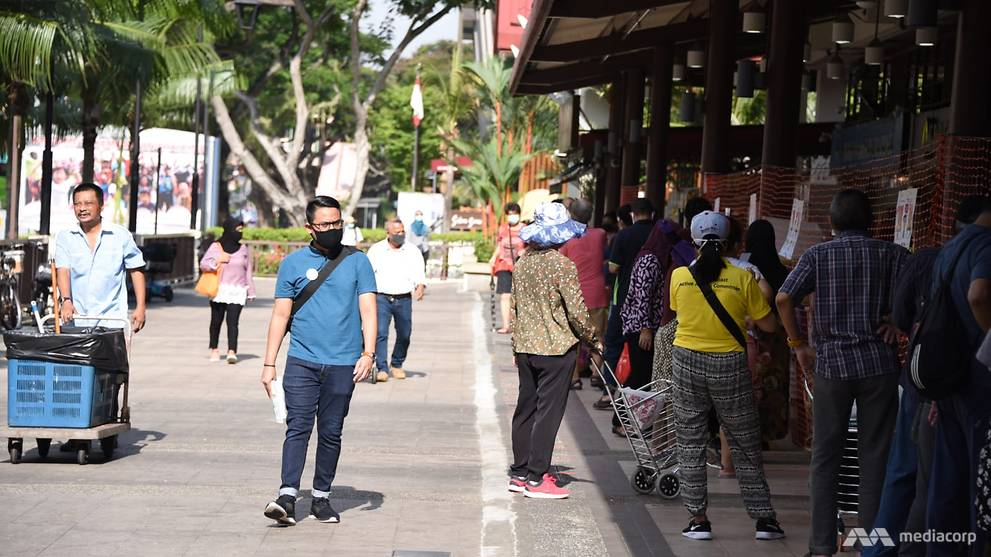 More than 200 fines to be issued to members of the public for flouting safe distancing measures: MEWR