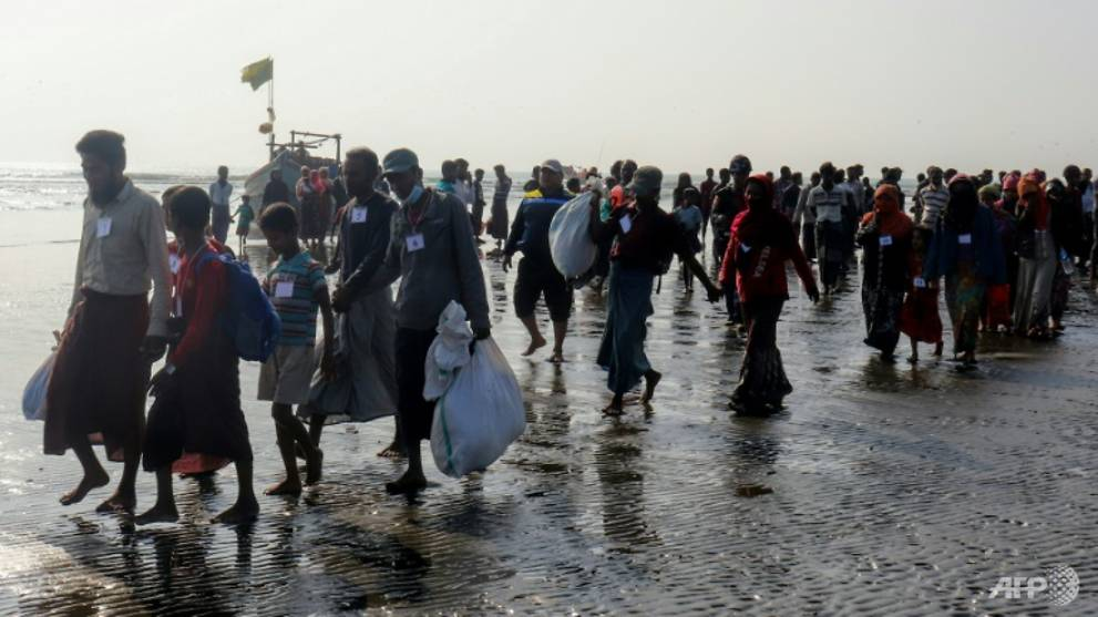 Scores of detained Rohingya freed in Myanmar as COVID-19 fears mount