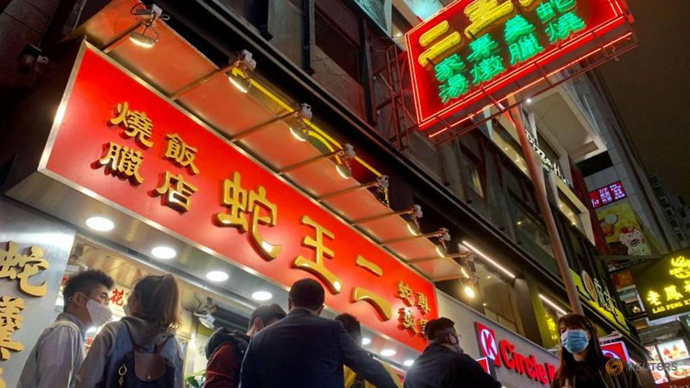 COVID-19 outbreak forces famous Hong Kong snake meat restaurant to shut