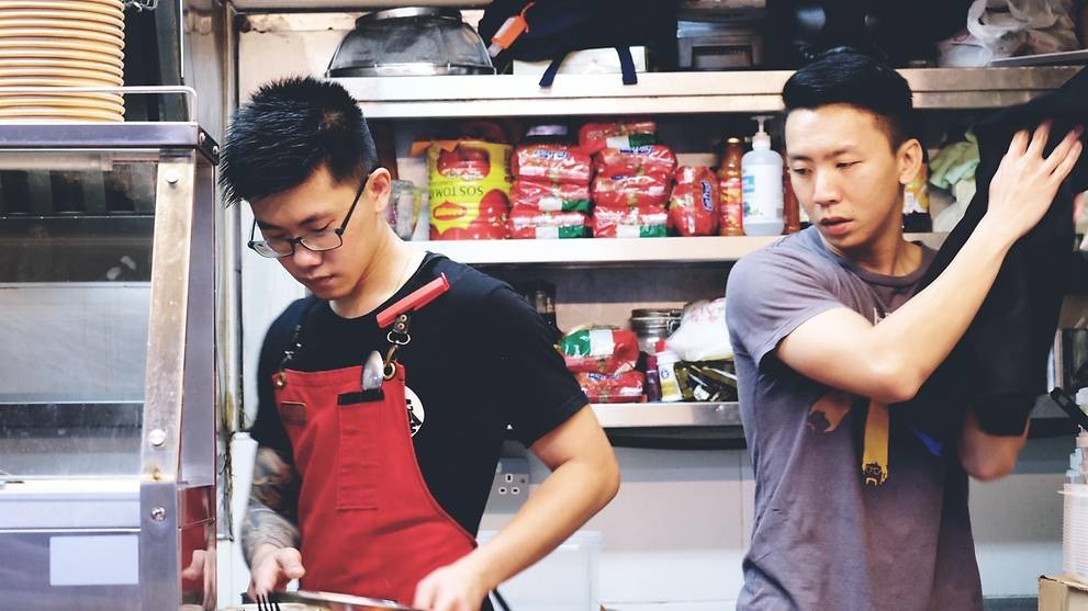 'I'm losing money, might as well do good': The hawkers helping the helpless